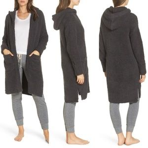 Barefoot Dreams Cozychic Nor-Cal Lounge Coat Small
